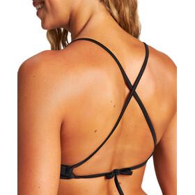 arena Solid Triangle Bikini Women black/black